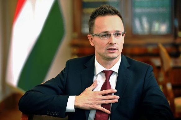 Угорщина неблокуватиме продовження санкцій протиРФ попри конфлікт зКиєвом