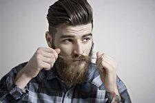 Людина з бородою