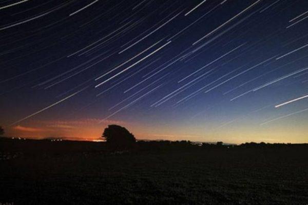 Ввыходные пермяки увидят падающие метеоры изсозвездия Дракона