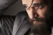 Чоловік з бородою