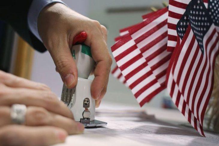 Імміграція США