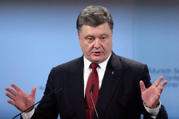 П.Порошенко: Росія постійно порушує взяті насебе зобов'язання
