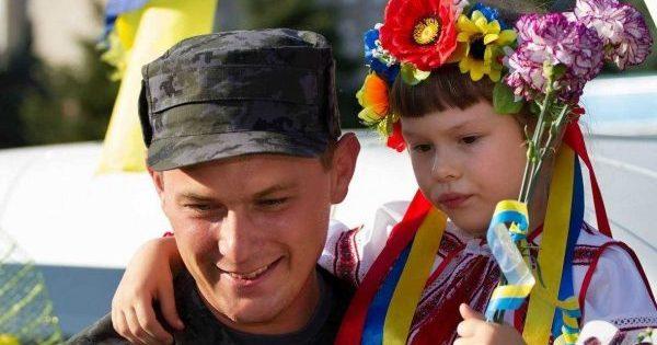 День защитника Украины: поздравления