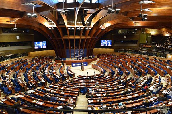 Украинское государство хотят подкупить для возвращения делегации Российской Федерации вПАСЕ