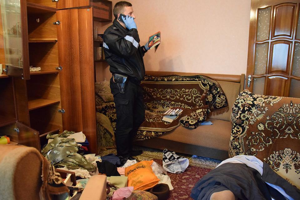 Вбивство у Миколаєві