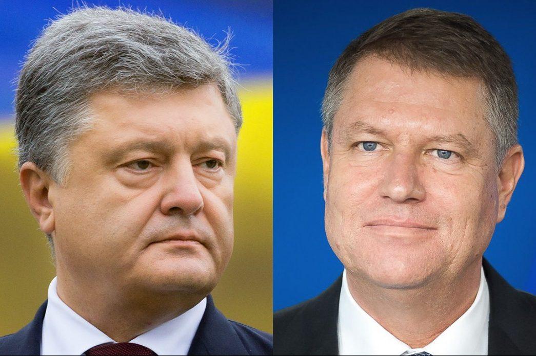 Президенти України і Румунії обговорили телефоном закон про освіту
