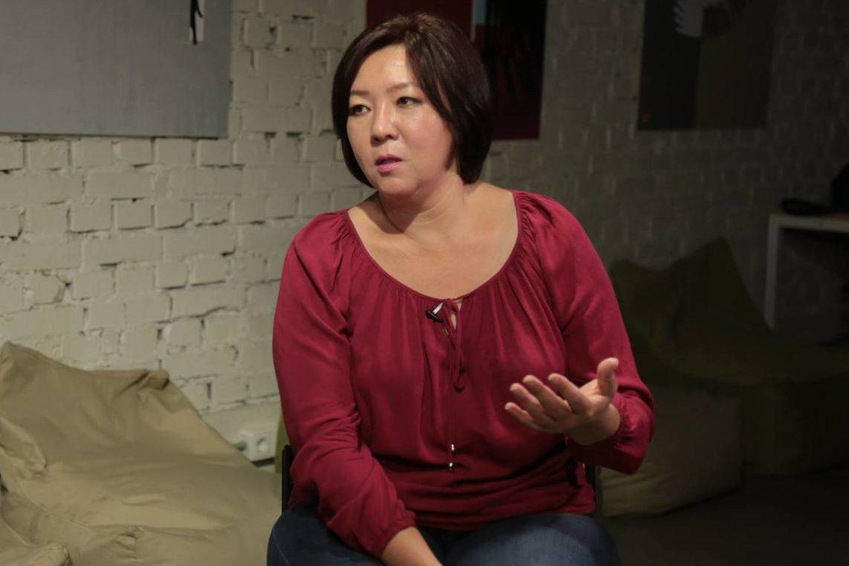 Журналістку зКазахстану затримали уКиєві