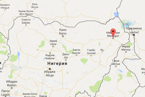 ВНигерии 13 человек погибли при атаке террориста-смертника