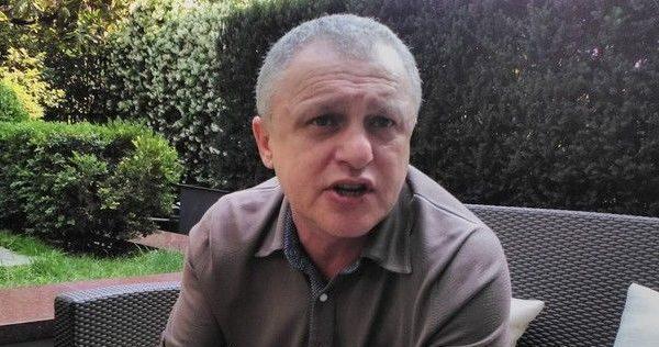 Суркис прокомментировал информацию— Новый тренер Динамо
