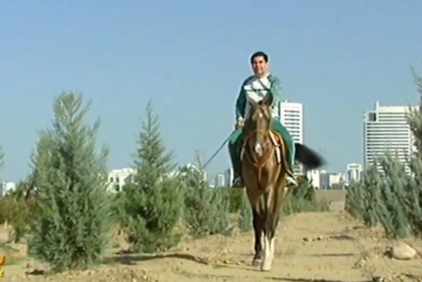 Президен Туркменістану