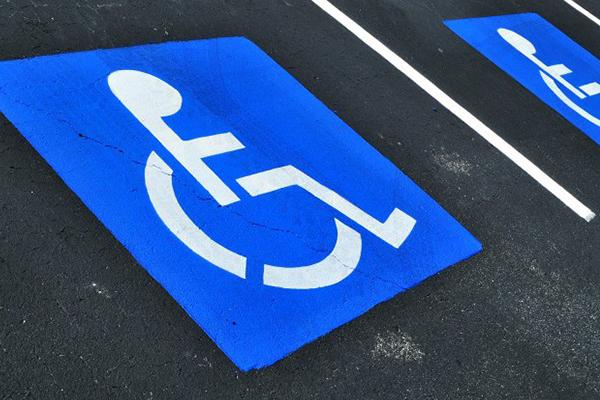 З26 жовтня збільшуються штрафи запаркування на місцях для інвалідів,— Нацполіція