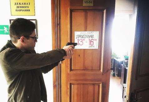 ВХарькове уточнили связь между Зайцевой истрелявшим по городским жителям мажором