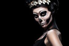 грим на хэллоуин