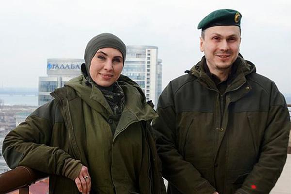 Адам Осмаев в клинике сказал, как убили его супругу Амину Окуеву