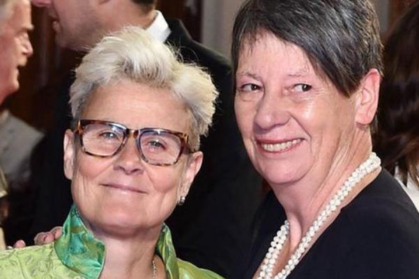 Німецький міністр вступила водностатевий шлюб