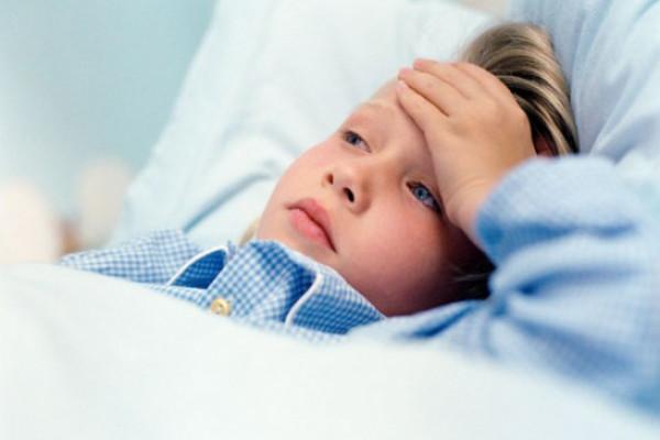 УКиєві істотно зріс рівень захворюваності наменінгіт