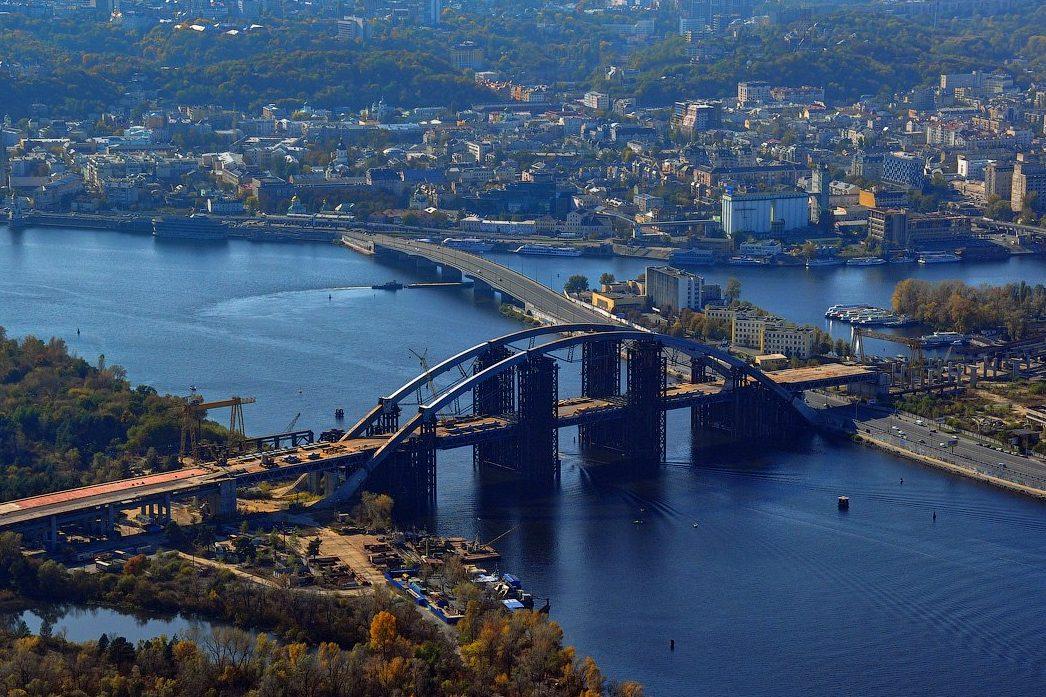 Кличко: Проїзд Подільсько-Воскресенським мостом може стати платним