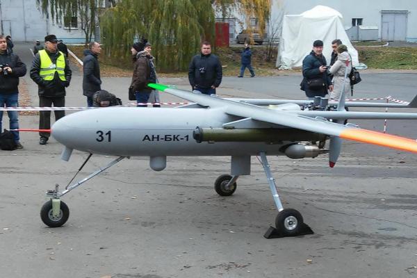 «Антонов» випробував новий український безпілотник для ЗСУ (ФОТО, ВІДЕО)