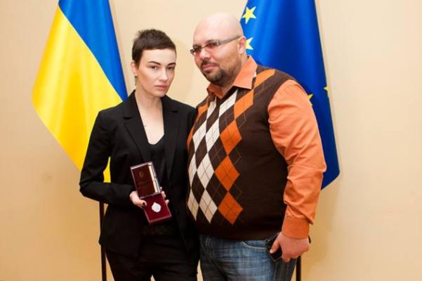 Анастасія Приходько отримала престижну нагороду