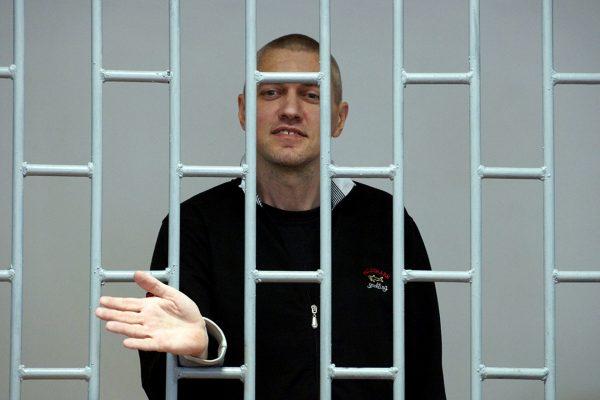 Больной полизаключенный Клых в Российской Федерации впадал вкому практически нанеделю