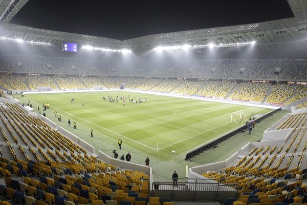 Сборная Украины одолела Словакию втоварищеской игре воЛьвове