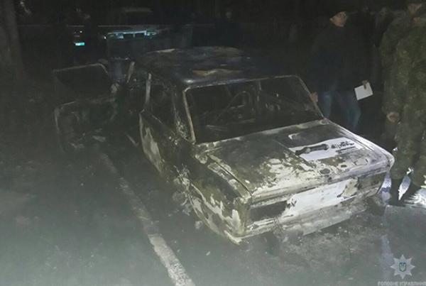 УДніпропетровській області автомобіль із правоохоронцями обстріляли згранатомета— поліція