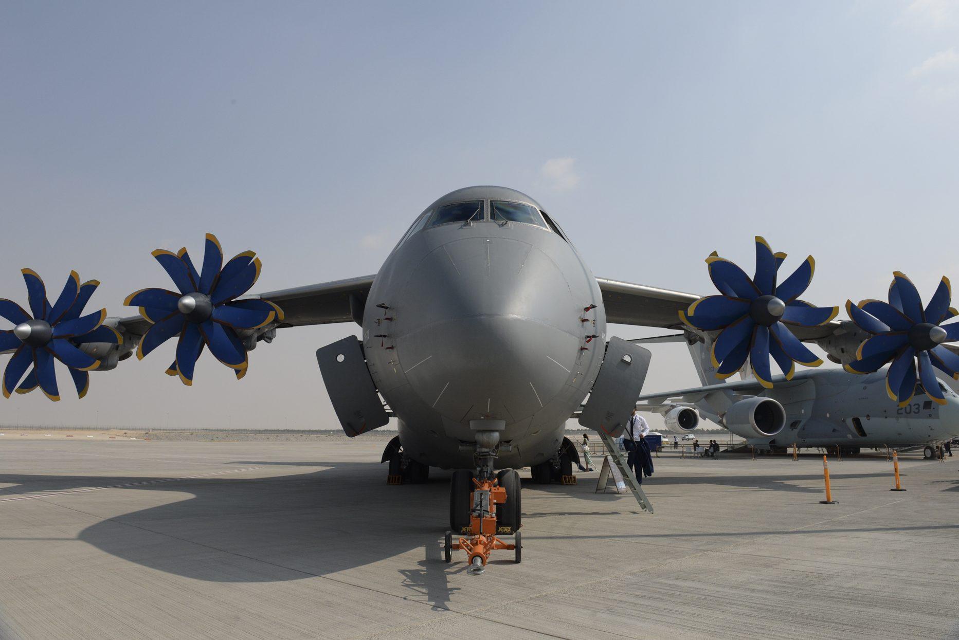 Самолет Ан-70 остался без русских деталей— Импортозамещение по-украински