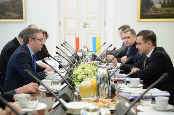 Засідання комітету президентів України і Польщі відбудеться 17 листопада