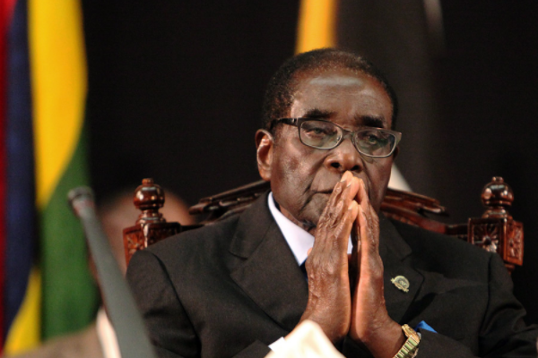 «Вот так вот бывает, Владимир!»: военные Зимбабве арестовали президента иего супругу