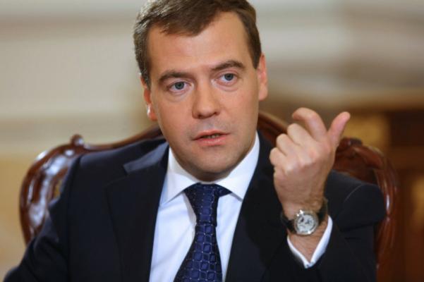 Медведев небудет участвовать ввыборах «вэтом году»