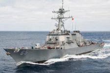 USS Benfold