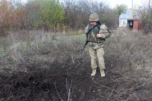 Взоне АТО умер украинский боец, еще двое ранены