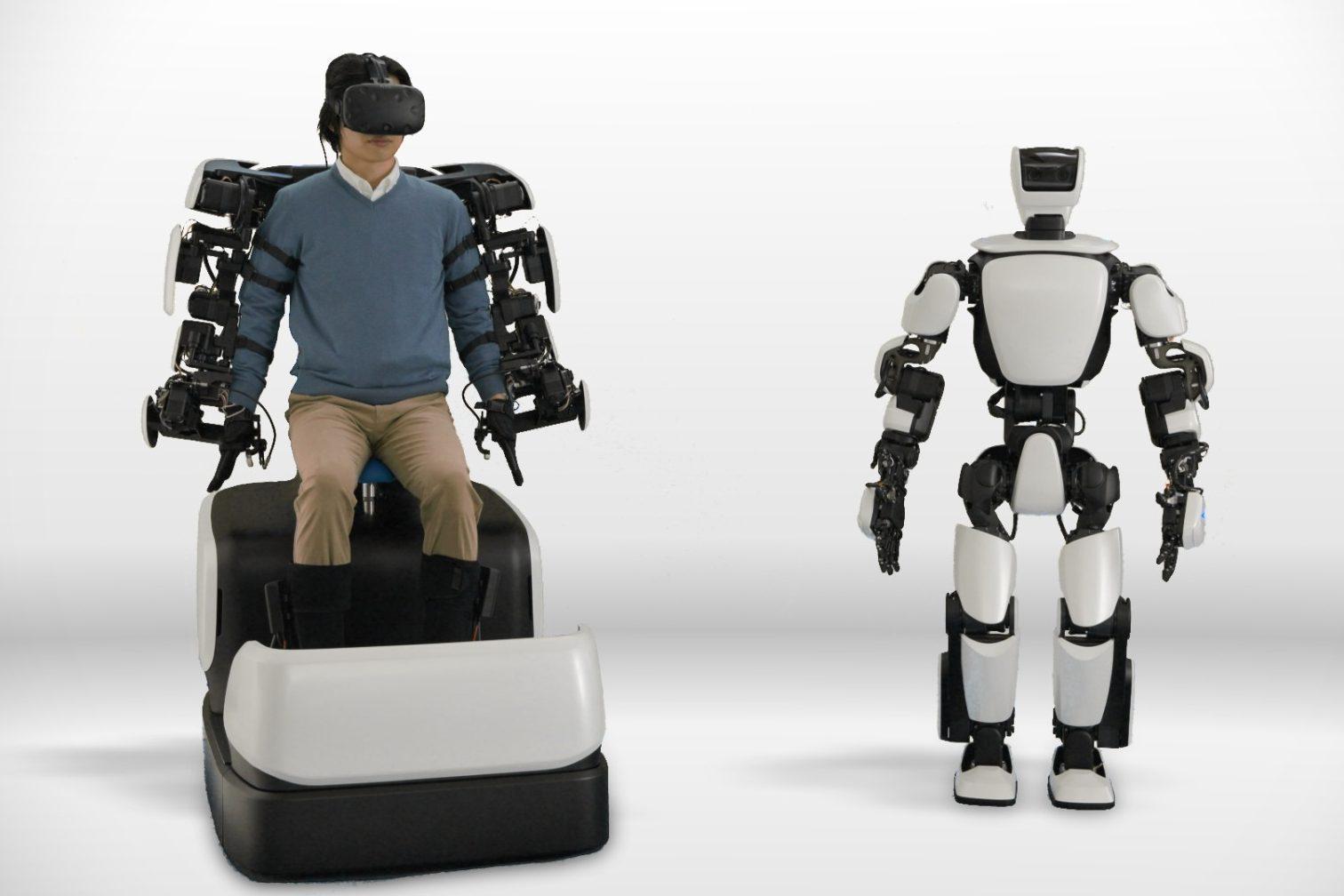 Робот T-HR3