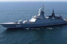 кораблей проекта 58250