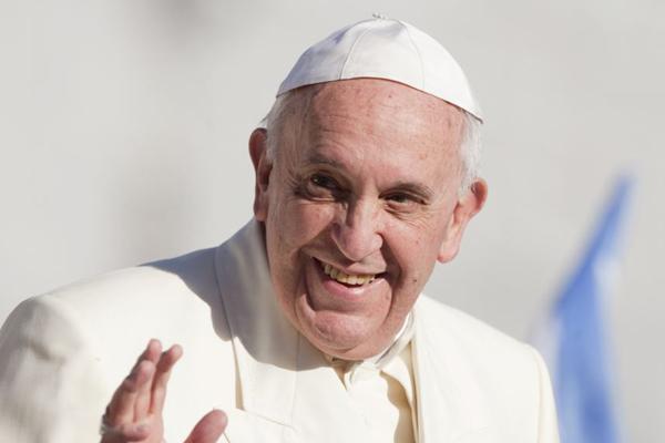 Папа римський під час недільної проповіді: «Молюся заУкраїну»