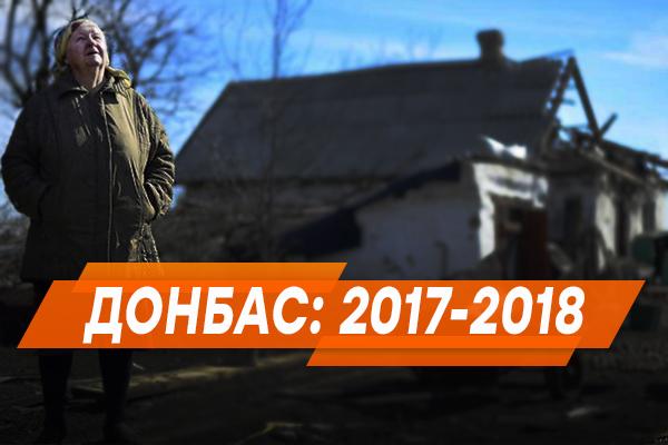 Военный прогноз для донбасса на 2018