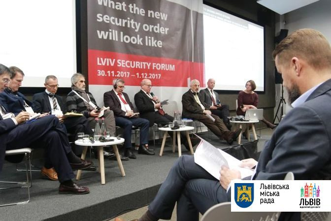Lviv Security Forum