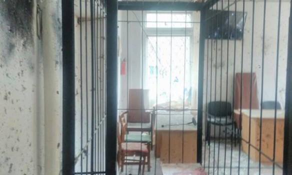 Вибух у Нікопольському суді: правоохоронці провели обшук упомешканні Тапаєва