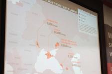 ДНР-ЛНР на карті