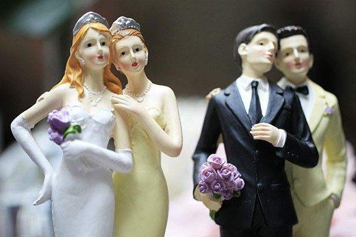 Гомосексуальные браки