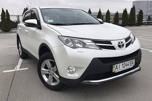Продажи новых автомобилей вгосударстве Украина увеличились на26%