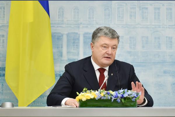 Порошенко посетит Литву срабочим визитом