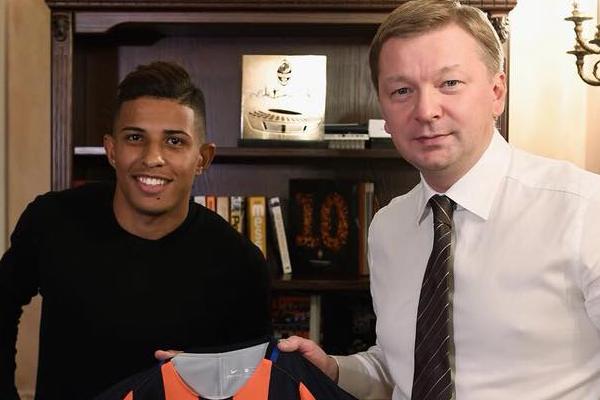Футбол: «Шахтар» підписав бразильського захисника за2 млн євро