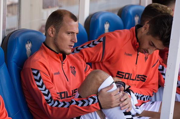 Зозуля попал всимволическую сборную 19 тура Сегунды— Marca