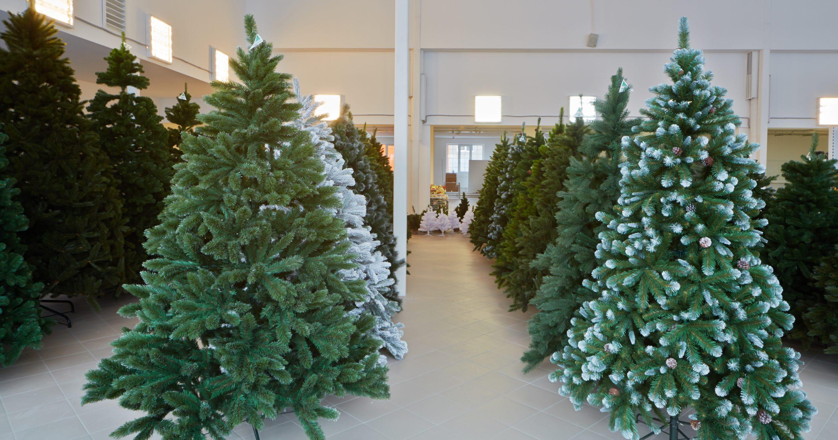 Как выбрать искусственную и живую елку для дома на Новый год 2019 рекомендации
