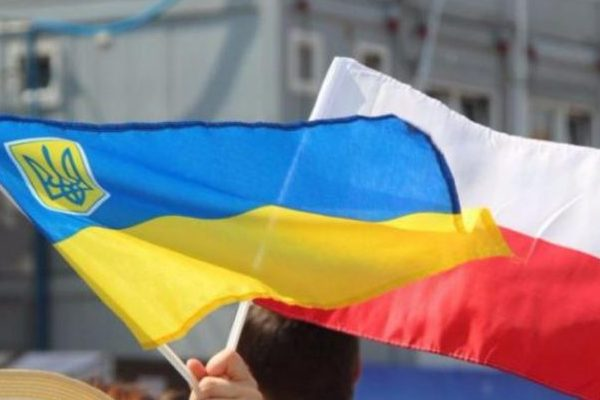 Польша Україна
