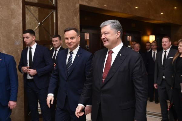 Польща виступає завведення миротворців навсю окуповану територію Донбасу— Дуда