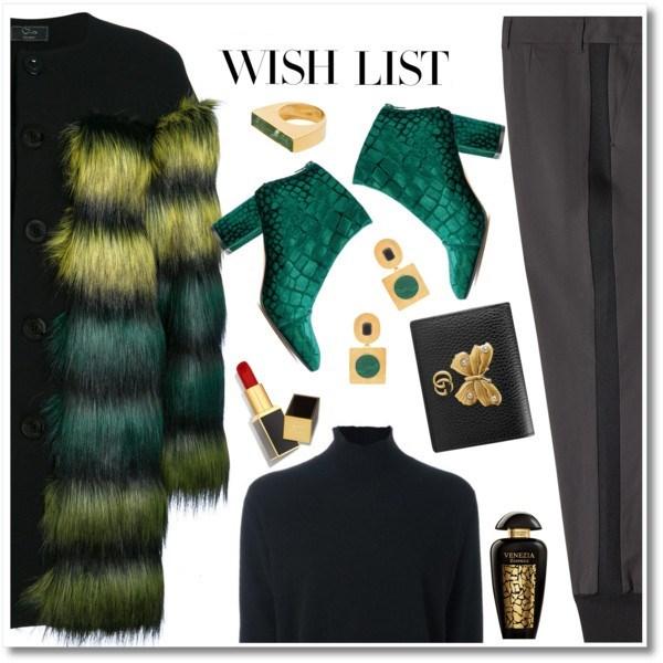 Модний колір зими 2018