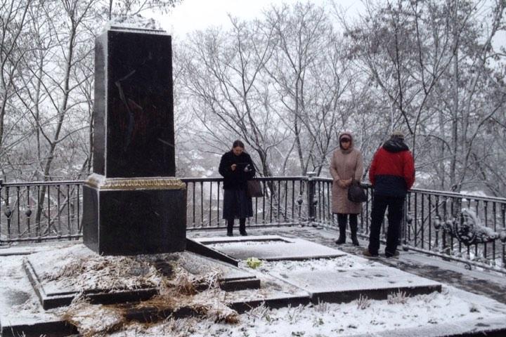 Могила Коцюбинського