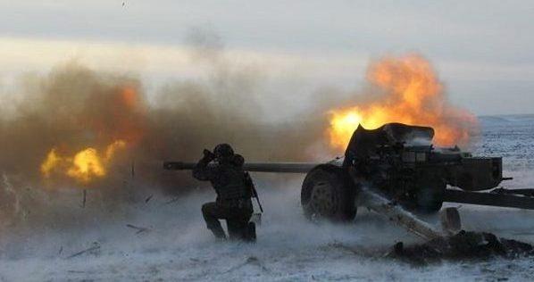 Боевики 4  раза нарушили режим предотвращения  огня наДонбассе